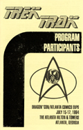 1994 TrekTrak Program Participants